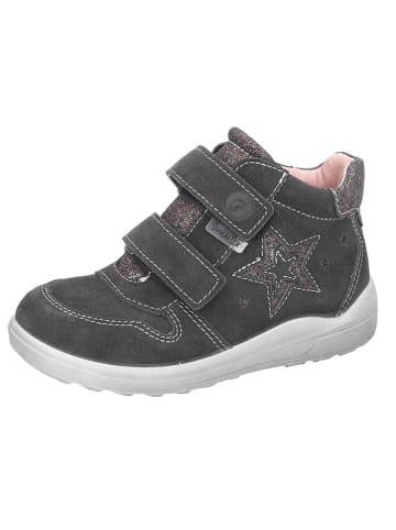 """Ricosta Leren sneakers """"Susi - S"""" grijs"""