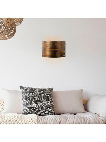 "Mioli Wandlamp ""629"" goudkleurig - (B)30 x (H)22 cm"