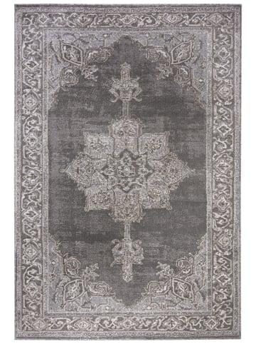 """Nouristan Geweven tapijt """"Aubusson Mirage"""" grijs"""