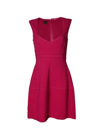 Pinko Sukienka w kolorze fuksji