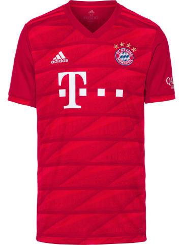 "Adidas Voetbalshirt ""FCB Home"" rood"