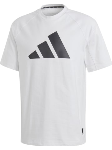 """Adidas Performance Shirt """"The Pack"""" in Weiß"""