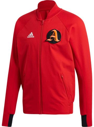 """Adidas Sweatvest """"VRCT"""" rood"""