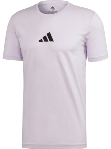 """Adidas Shirt """"The Pack"""" in Helllila"""