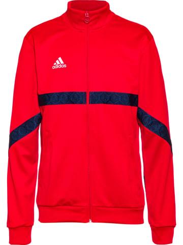 """Adidas Trainingsvest """"Tango"""" rood"""