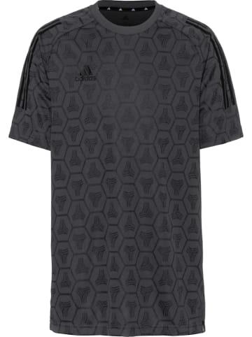 "Adidas Trainingsshirt ""Tango"" donkergrijs"