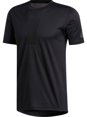"""Adidas Koszulka sportowa """"TRG Heath Ready"""" w kolorze czarnym"""