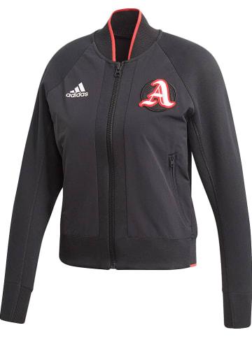 "Adidas Sweatjacke ""VRCT"" in Schwarz"