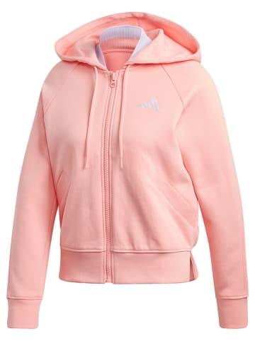 Adidas Bluza w kolorze jasnoróżowym