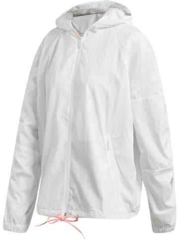 """Adidas Kurtka funkcyjna """"W.N.D."""" w kolorze białym"""