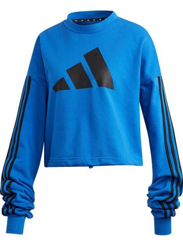 "Adidas Performance Sweatshirt ""Adjust"" blauw"