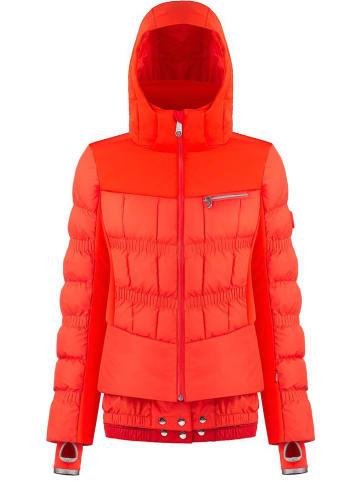 Poivre Blanc Kurtka narciarska w kolorze pomarańczowym