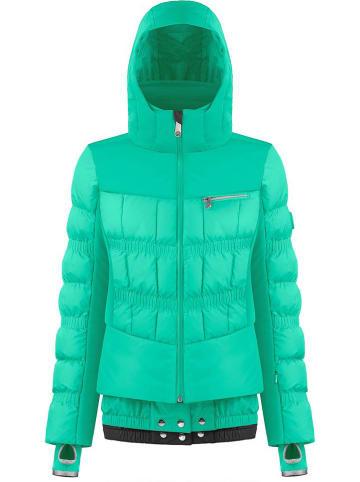 Poivre Blanc Kurtka narciarska w kolorze zielonym