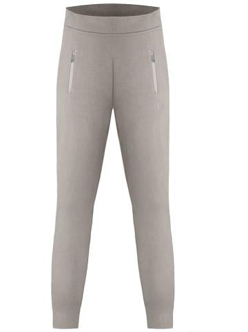 Poivre Blanc Spodnie w kolorze szarym