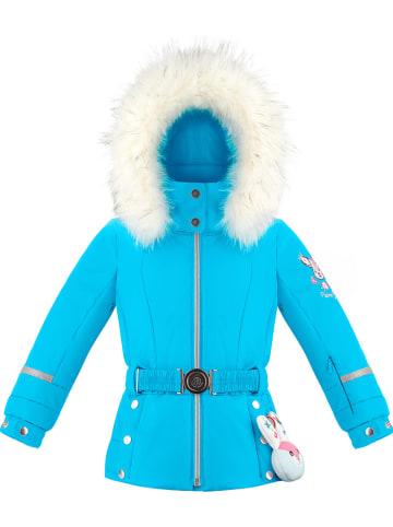 Poivre Blanc Kurtka narciarska w kolorze błękitnym