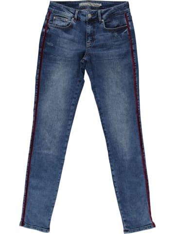 Geisha Spijkerbroek - slim fit - blauw