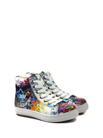 Goby Sneakers meerkleurig