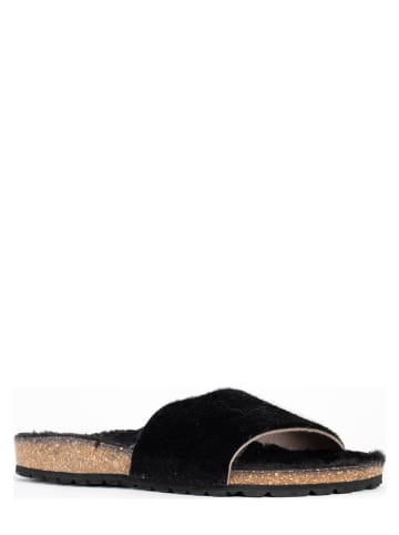"Sunbay Slippers ""Dalma"" zwart"