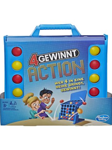 """Hasbro Spiel """"4 gewinnt - Action"""" - ab 8 Jahren"""