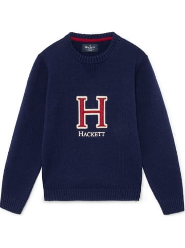 Hackett London Trui donkerblauw