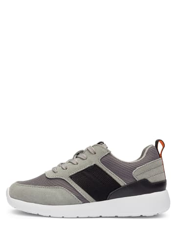Hackett London Sneakers grijs