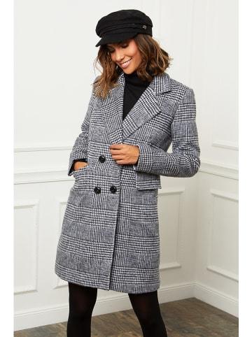 Le Comptoir du Manteau Płaszcz przejściowy w kolorze granatowym