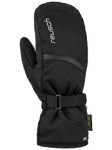 """Reusch Rękawice narciarskie """"Alexa GTX® """" w kolorze czarnym"""