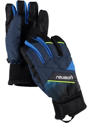 "Reusch Ski-/snowboardhandschoenen ""Ferdi"" donkerblauw"