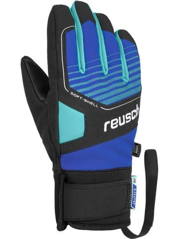 """Reusch Ski-/snowboardhandschoenen """"Torby R-TEX XT Junior"""" zwart/blauw"""