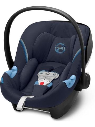 """Cybex Fotelik-nosidełko """"Aton M i-Size & SensorSafe"""" w kolorze niebieskim - grupa 0+"""