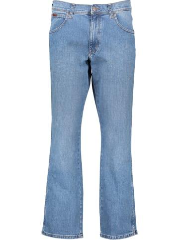 """Wrangler Dżinsy """"Texas"""" - Comfort fit - w kolorze niebieskim"""