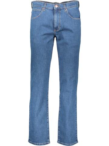 """Wrangler Dżinsy """"Arizona"""" - Regular fit - w kolorze niebieskim"""