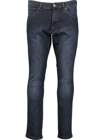 "Wrangler Jeans ""Larston"" - Slim Tapered fit - in Dunkelblau"