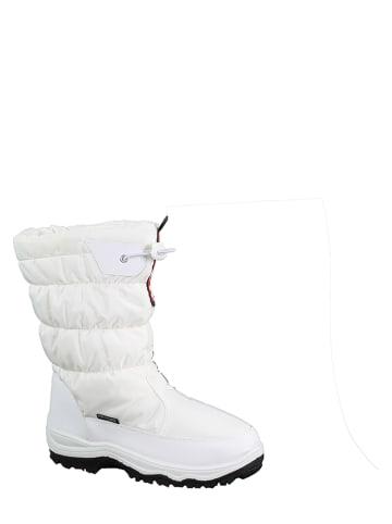 Vertigo Kozaki zimowe w kolorze białym