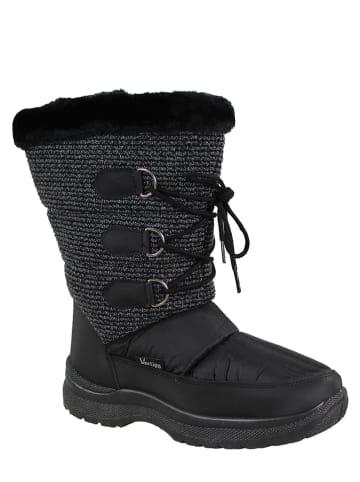 Vertigo Winterlaarzen zwart