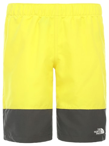 """The North Face Zwemshort """"Class Five Water"""" geel"""