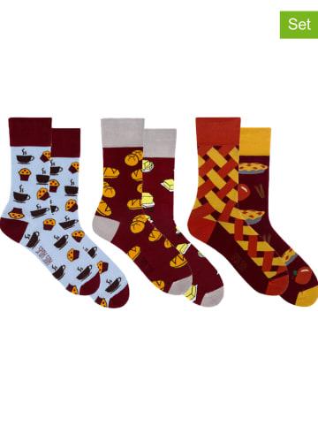 Spox Sox 3er-Set: Socken in Bunt