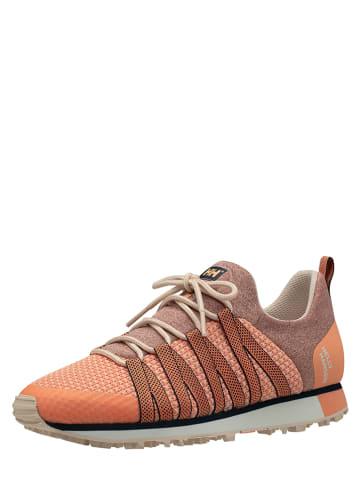 "Helly Hansen Sneakers ""Vardapeak"" in Orange/ Hellbraun"