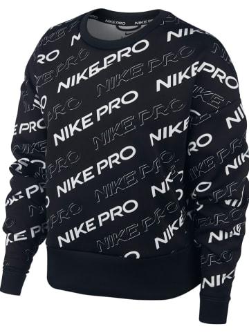 "Nike Trainingssweatshirt ""Pro"" zwart"