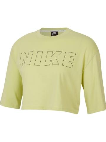 """Nike Shirt """"NSW Air"""" geel"""