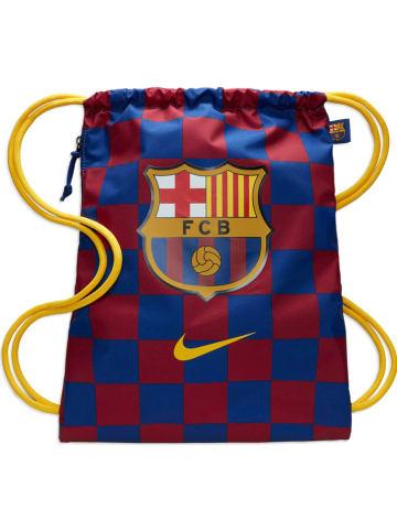 "Nike Sportbuidel ""FC Barcelona"" rood/blauw/goudkleurig - (B)33 x (H)43 cm"