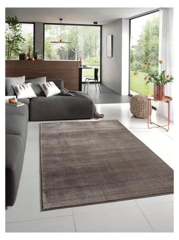 "Nazar Laagpolig tapijt ""California"" taupe"
