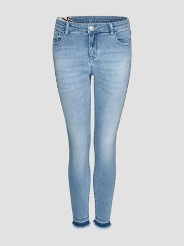 """OPUS Jeans """"Evita"""" - Skinny fit - in Hellblau"""
