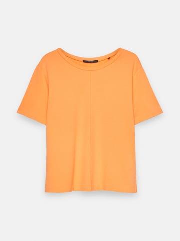 """Someday Koszulka """"Klien"""" w kolorze pomarańczowym"""