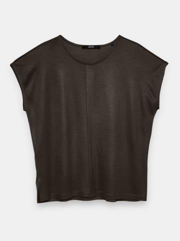 "OPUS Shirt ""Kusana"" in Dunkelbraun"