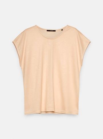 """Someday Shirt """"Kusana"""" abrikooskleurig"""
