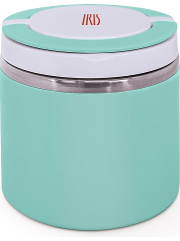 IRIS Isoleer-lunchbox mintgroen - 600 ml