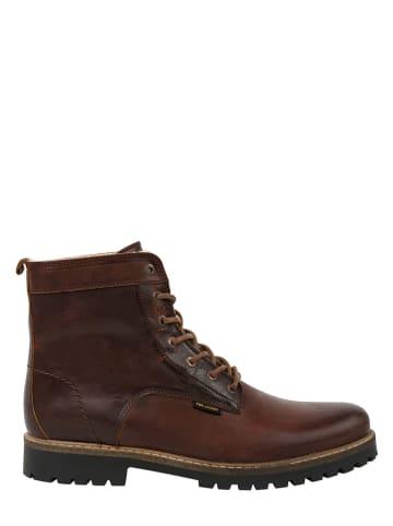 PME Legend Leren boots lichtbruin