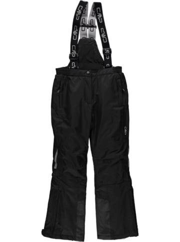 CMP Spodnie narciarskie w kolorze czarnym
