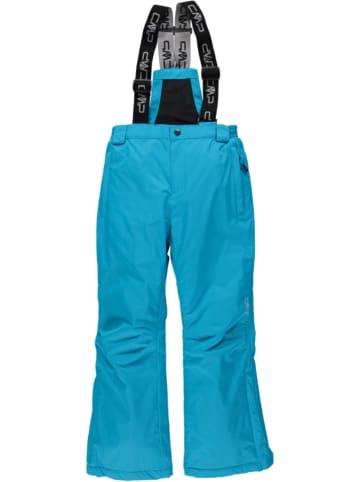 CMP Ski-/snowboardbroek turquoise